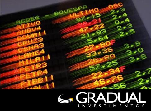 01 Curso de introdução no mercado de ações na Gradual Investimentos! De R$290,00 por R$59,90!