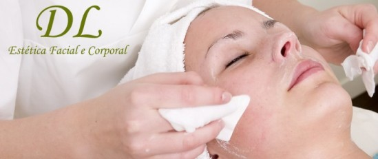 DL Estética: 90% de desconto em Kit de tratamento facial com 8 procedimentos.